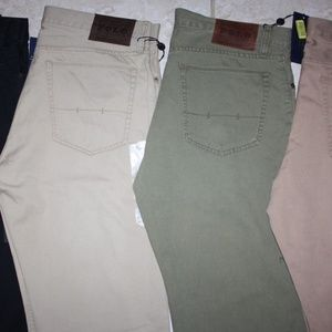 POLO RALPH LAUREN Straight-Fit Chino Pants 34X32